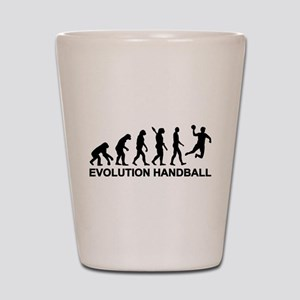 Evolution Handball Shot Glass