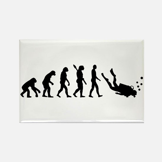 Evolution Diving Rectangle Magnet