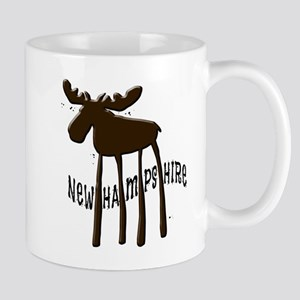 NH Chocolate Moose Mug