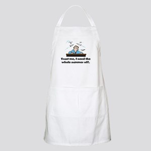 Funny gifts for teachers BBQ Apron