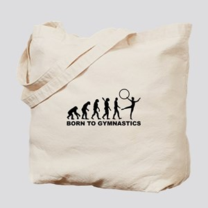 Evolution Gymnastics Tote Bag