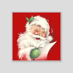 Vintage Santa Reworked! Sticker
