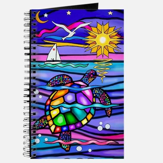 Unique Turtle Journal