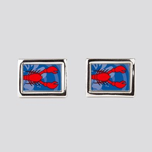 Lobster Rectangular Cufflinks