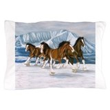 Clydesdale Pillow Cases