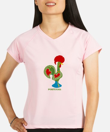 Traditional Portuguese Rooster Performance Dry T-S