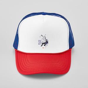 Hawkeye This Looks Bad Trucker Hat
