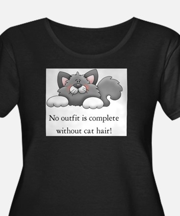 No Outfit Is Complete Plus Size T-Shirt