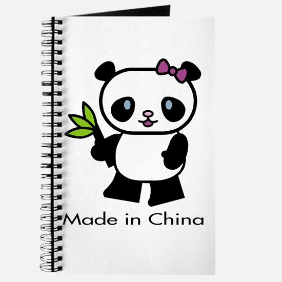 Panda Made in China Journal