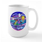 Sea Turtle #4 Large Mug