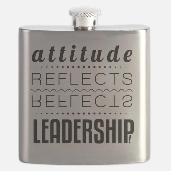 Leadership: Attitude Flask
