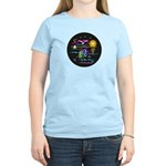 SeaTurtle (night) Women's Light T-Shirt