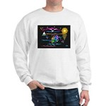 SeaTurtle (night) Sweatshirt