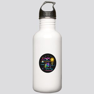 SeaTurtle (night) Stainless Water Bottle 1.0L