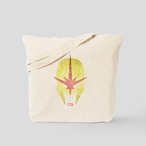 Nova Helmet Vintage Tote Bag