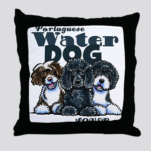 PWD Lover Throw Pillow