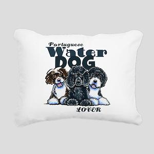 PWD Lover Rectangular Canvas Pillow