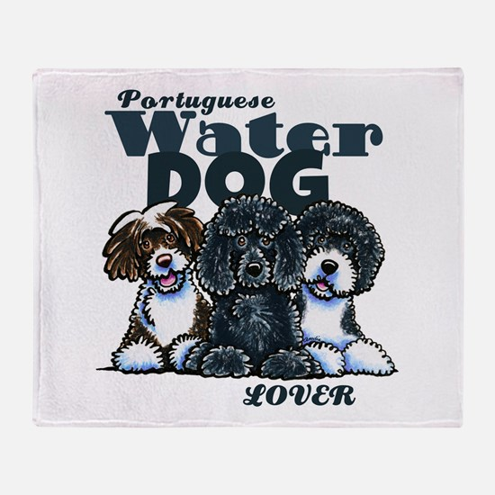 PWD Lover Throw Blanket