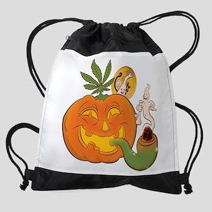 Hempy HALLOWEED! Drawstring Bag