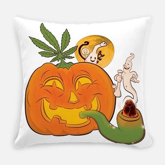 Hempy HALLOWEED! Everyday Pillow