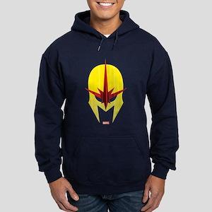 Nova Helmet Hoodie (dark)