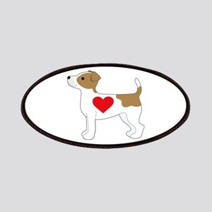 Jack Russell Terrier Patches