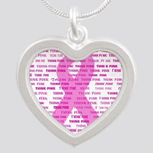 Breast Cancer Think... Necklaces