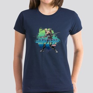 Hawkeye Version C Women's Dark T-Shirt