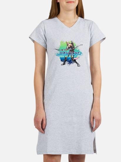 Hawkeye Version C Women's Nightshirt
