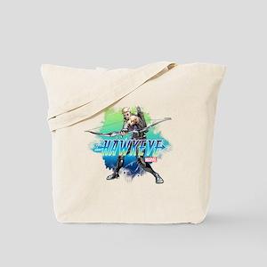 Hawkeye Version C Tote Bag