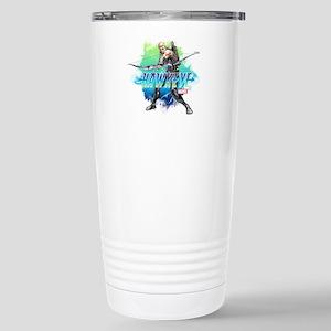 Hawkeye Version C Stainless Steel Travel Mug