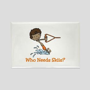 Who Needs Skiis? Magnets