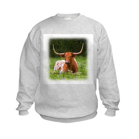 Longhorn Kids Sweatshirt