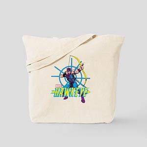 Hawkeye Design Tote Bag