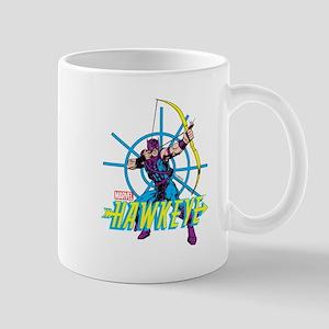 Hawkeye Design Mug