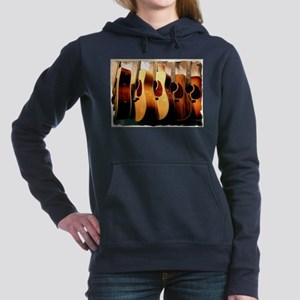Guitars Women's Hooded Sweatshirt