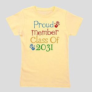 Class of 2031 Girl's Tee
