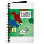 Cat and Angry Birds Journal