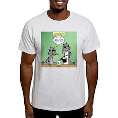 Raccoon Coffee T-Shirt