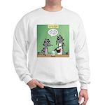 Raccoon Coffee Sweatshirt