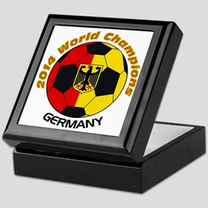 2014 World Champions Germany Keepsake Box