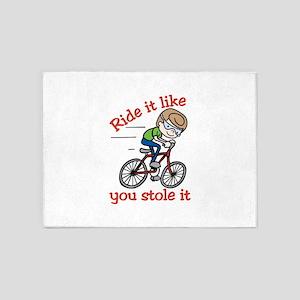 Ride It 5'x7'Area Rug