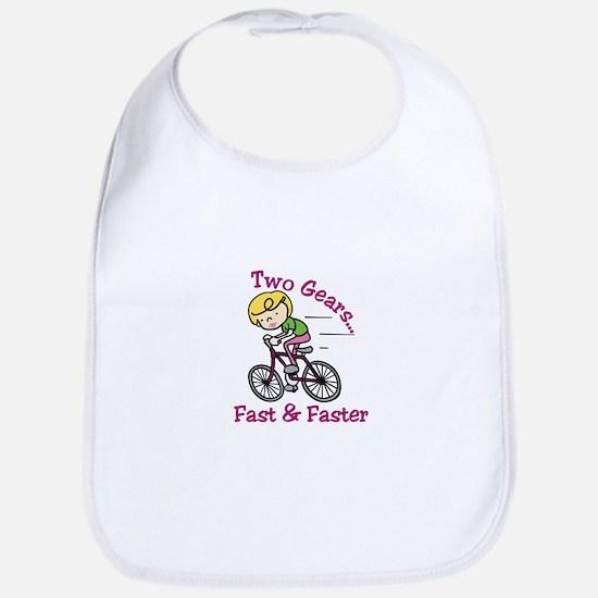 Bicycle Gears Bib