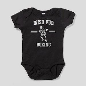 Irish pub boxing Baby Bodysuit