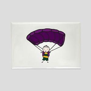 Parachuting Boy Magnets