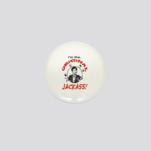ORIGINAL JACKASS Mini Button