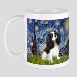 Starry Night Tri Cavalier Mug