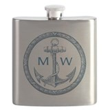 Anchor Flask Bottles