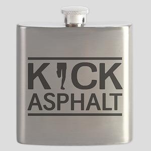 Kick asphalt Flask