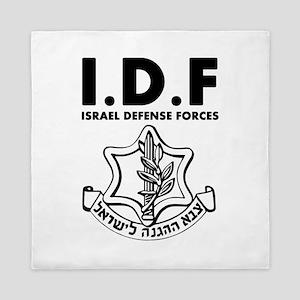 IDF Israel Defense Forces - ENG - Black Queen Duve